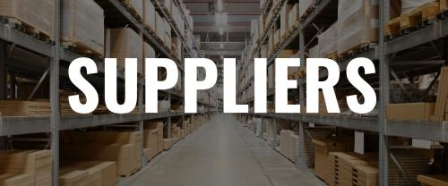 Suppliers are as equally important to you as customers